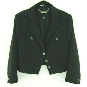 White House Black Market Short Blazer Jacket